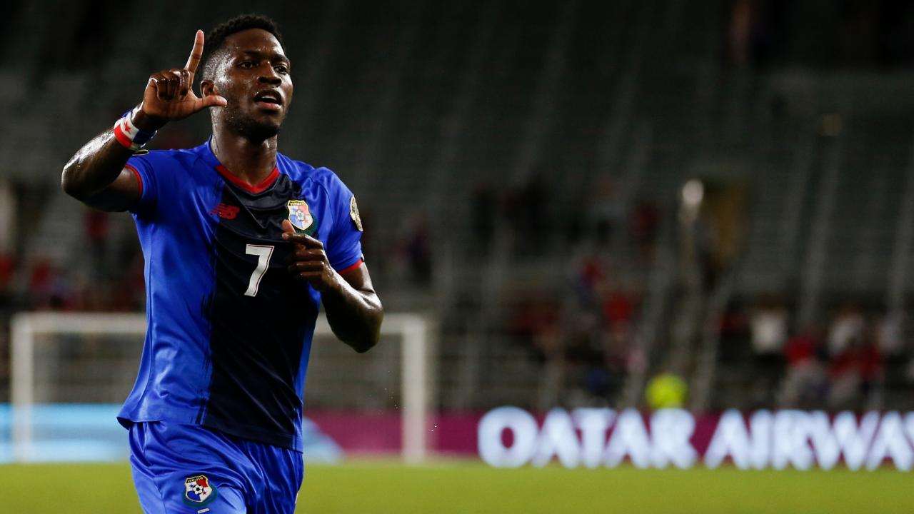 José Luis Rodríguez's brace propels Panama's dominant 3-1 win vs. Grenada