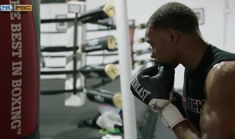 Unified WBC and IBF World Welterweight Champ Errol Spence Jr. is back