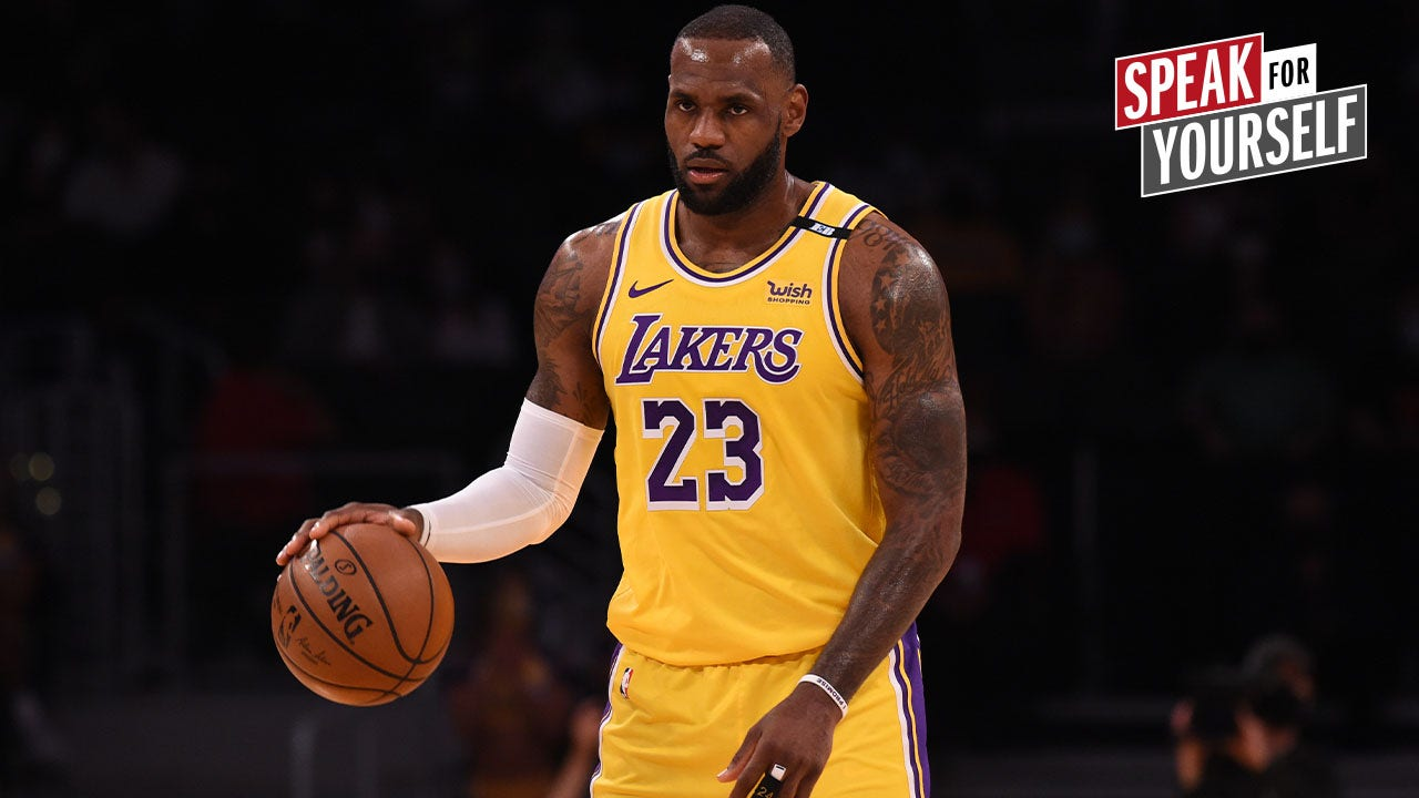 Ric Bucher reacts to LeBron's criticism of the NBA's condensed schedule I SPEAK FOR YOURSELF