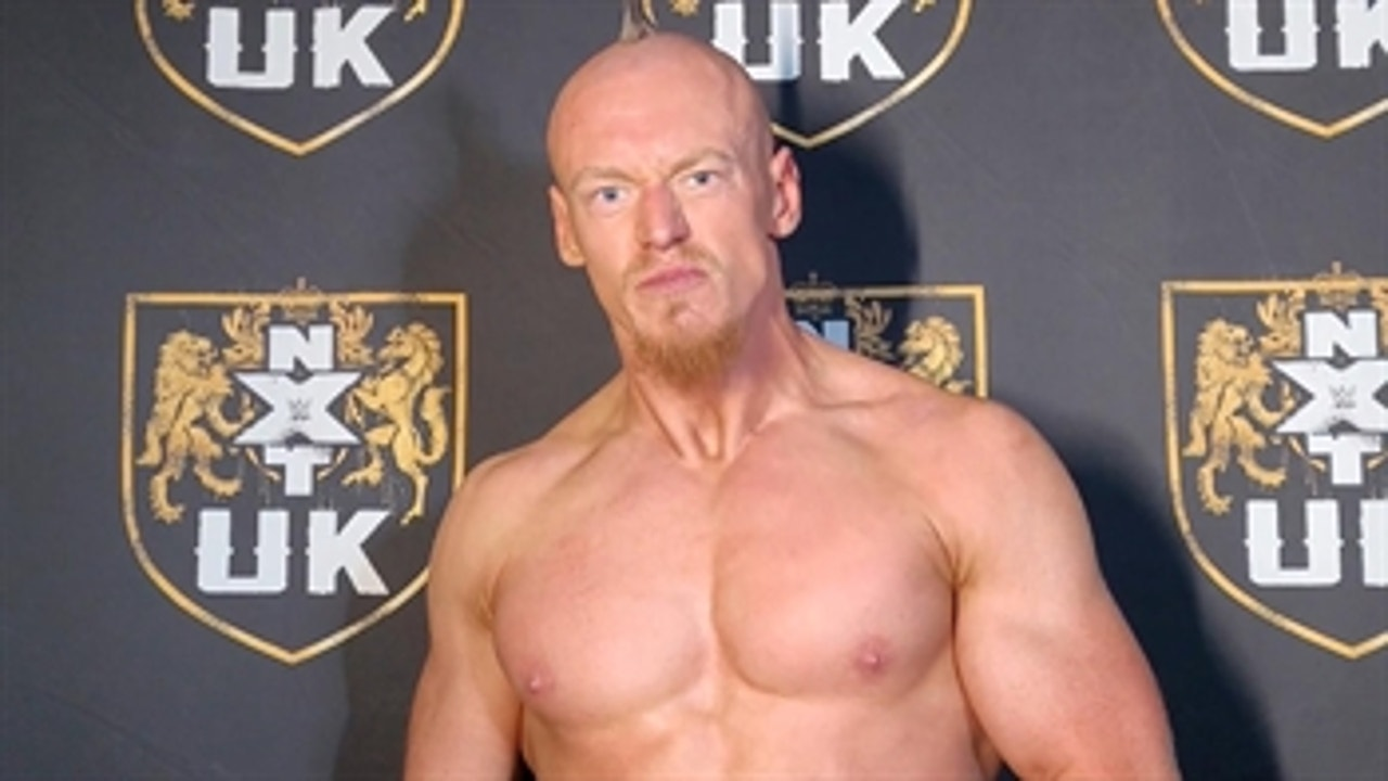 Sam Gradwell is transforming into something superior: WWE Network Exclusive, June 17, 2021