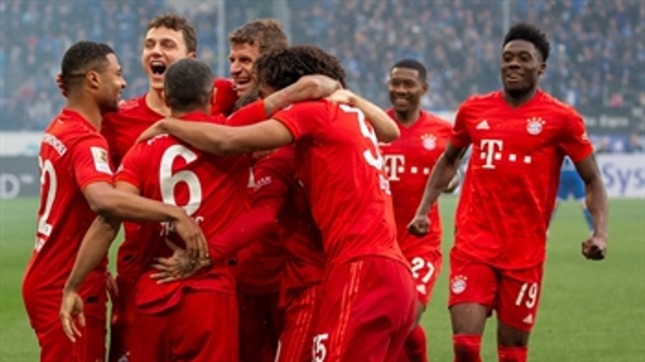 1899 Hoffenheim Vs Bayern Munich 2020 Bundesliga Highlights Fox Sports