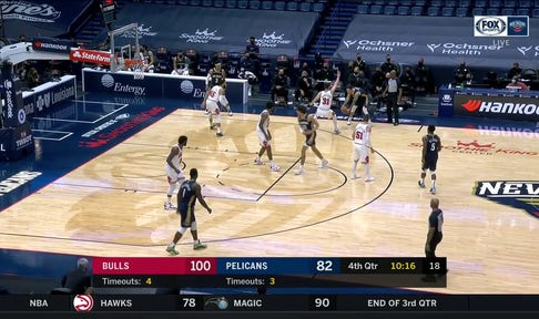 HIGHLIGHTS: Jaxson Hayes Finishes with the Lob and the Slam