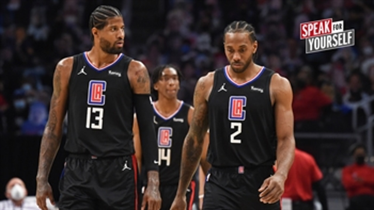 Marcellus Wiley is worried about his Clippers after Game 2 loss | SPEAK FOR YOURSELF