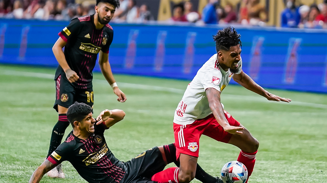 Atlanta United and New York Red Bulls end defensive battle with 0-0 draw