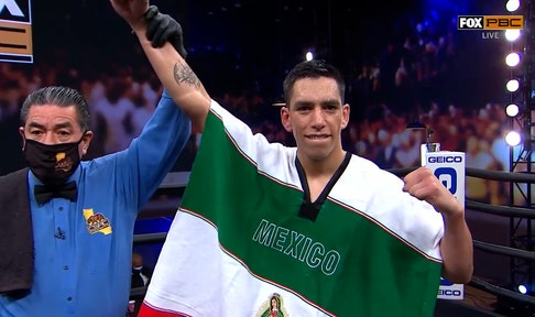 Juan Macias Montiel dispatches James Kirkland in less than two minutes