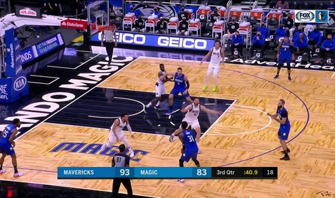 HIGHLIGHTS: Luka Doncic Plays Without Shoe