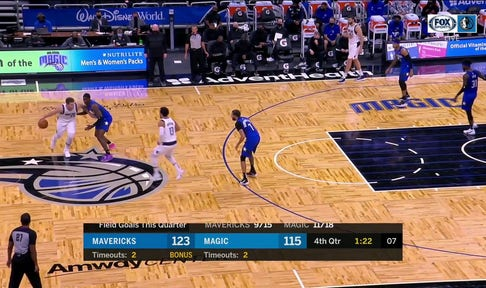 HIGHLIGHTS: Luka Doncic with the Dagger in Orlando