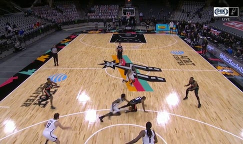 HIGHLIGHTS: Dejounte Murray BURIES the Buzzer-Beater, Sending Game to OT
