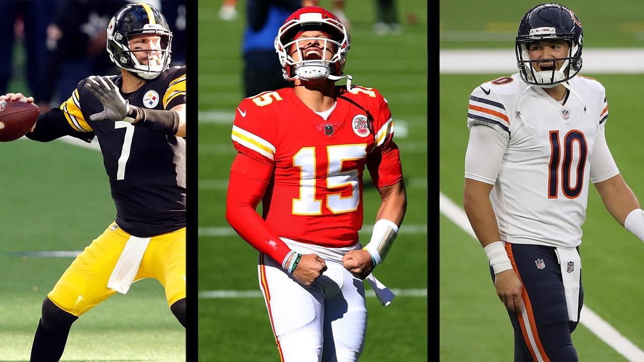 NFL Week 9 recap: Roethlisberger MVP talk, Bears back to Trubisky, & more QB questions