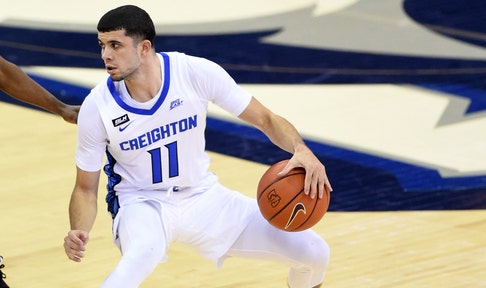 Marcus Zegarowski matches career-high 32 points in No. 14 Creighton's 93-73 victory over Butler