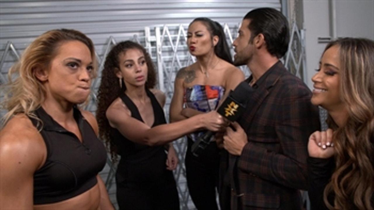 The Robert Stone Brand want no part of Io Shirai: WWE Network Exclusive, June 15, 2021
