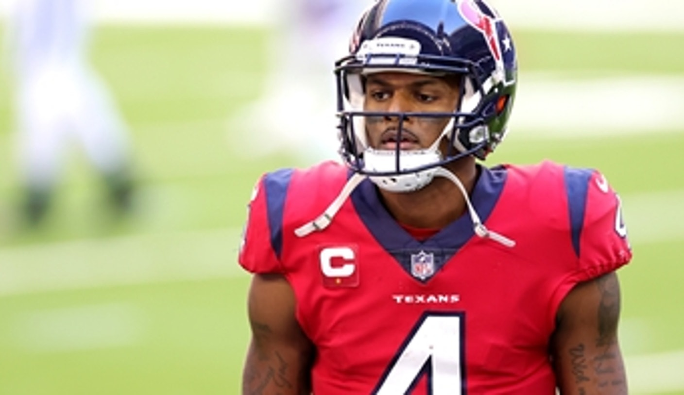Bucky Brooks: Texans' Owner needs to earn Deshaun Watson's trust back after apology | SPEAK FOR YOURSELF