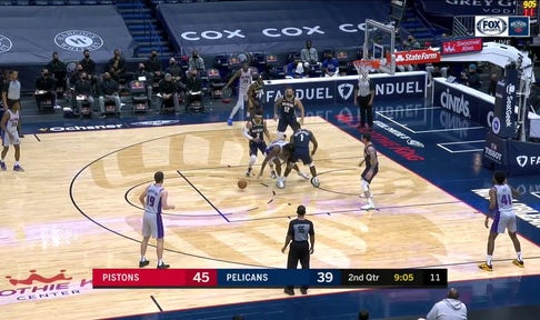 HIGHLIGHTS: Zion Finds Josh Hart in Transition