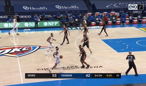 HIGHLIGHTS: Dejounte Murray Having another Strong Night