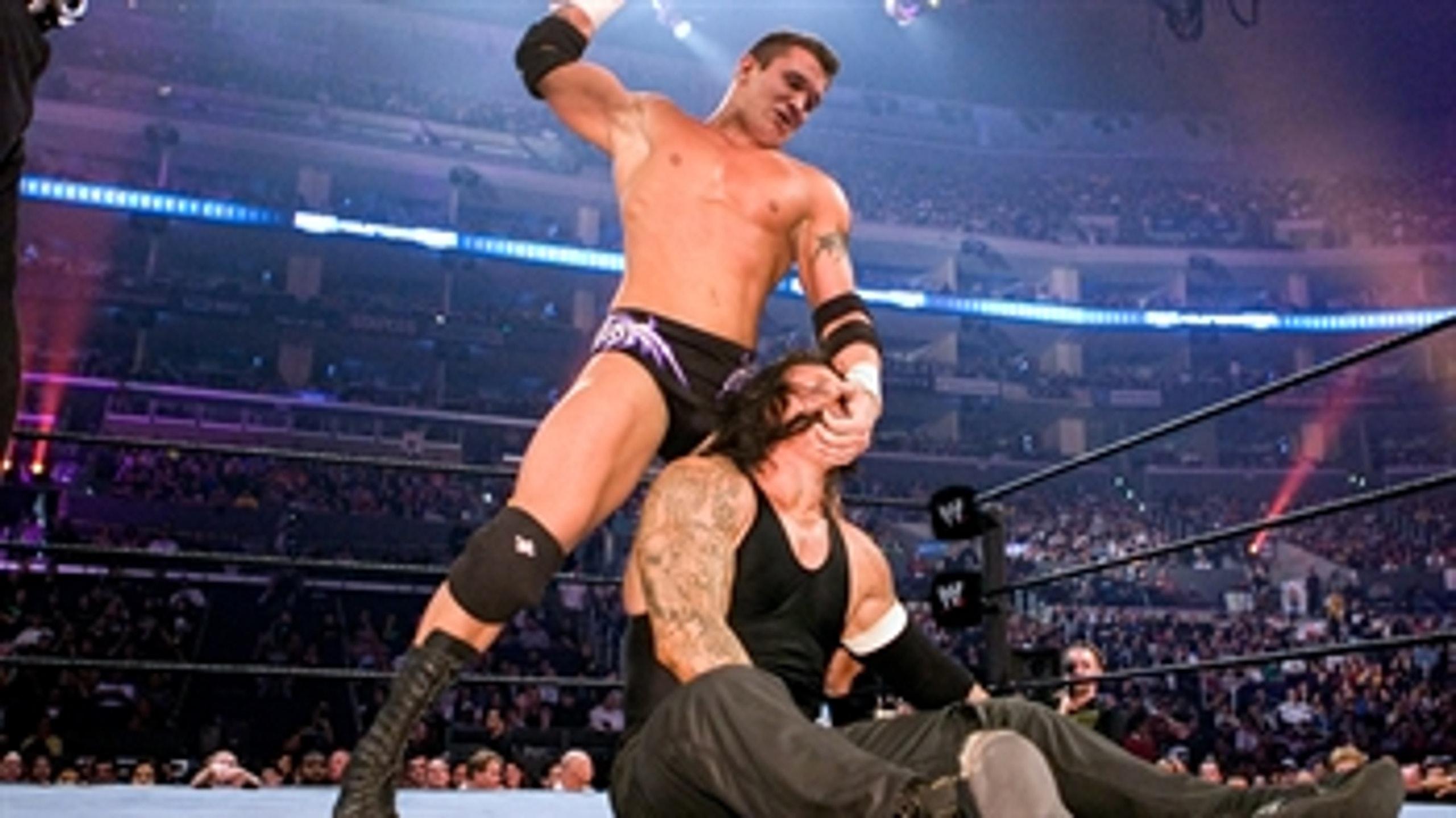The Undertaker vs. Randy Orton: WrestleMania 21 (Full Match)