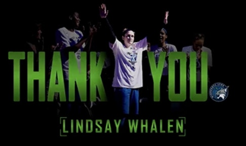 Thank You Lindsay Whalen