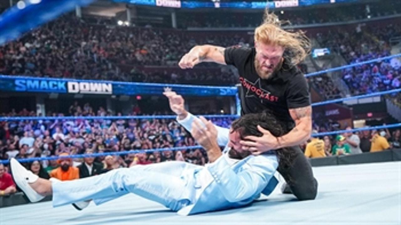 عودة سينا وجولدبيرج في أسبوع واحد – WWE توب 5