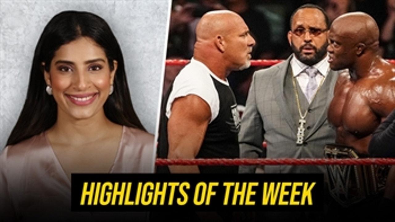 Goldberg Ne Bobby Lashley Ko WWE Championship Ke Liye Challenge Kiya: WWE Now India