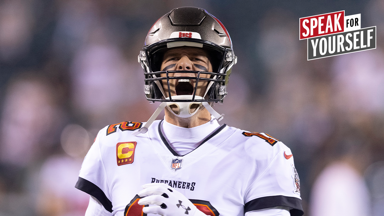 Marcellus Wiley breaks down why Tom Brady's Bucs are serious Super Bowl contenders I SPEAK FOR YOURSELF