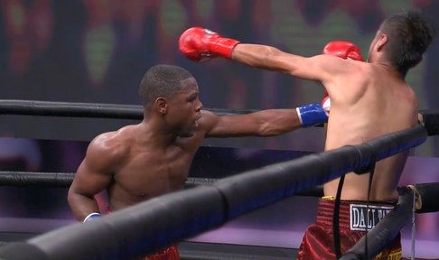 Javier Fortuna closes the show with TKO of Antonio Lozada in main event