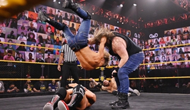 Danny Burch & Oney Lorcan vs. Killian Dain & Drake Maverick – NXT Tag Team Championship Street Fight: WWE NXT, Dec. 23, 2020   FOX Sports