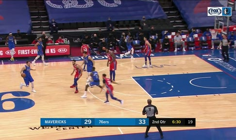HIGHLIGHTS: Tim Hardaway jr. Nails the 3-Point Jumper in the 2nd