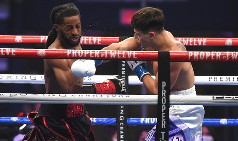 Vito Mielnicki remains dominant, the rest of 'Best Of' the Spence vs. Garcia preliminary bouts