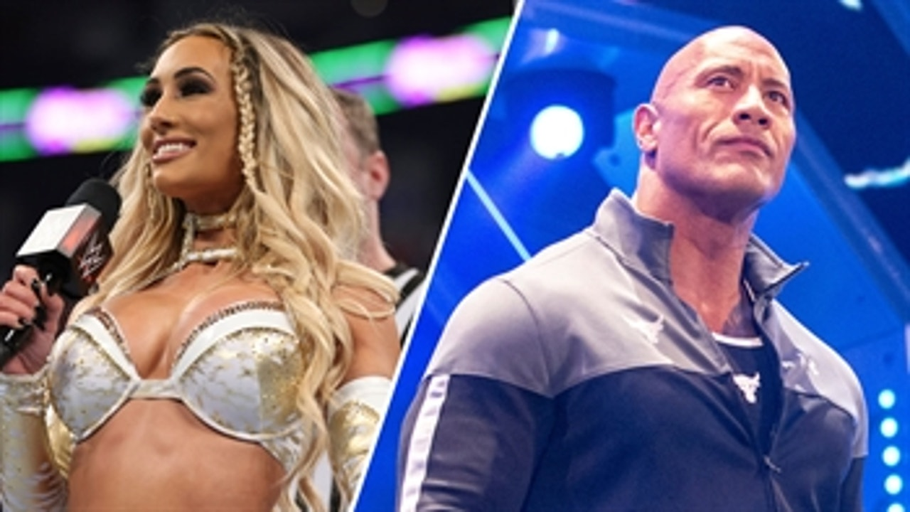 What did The Rock think of Carmella's impression?: WWE After The Bell, Oct. 15, 2021