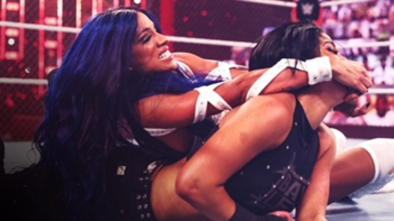 Bayley vs. Sasha Banks – WWE Hell in a Cell 2020 (Lucha Completa)