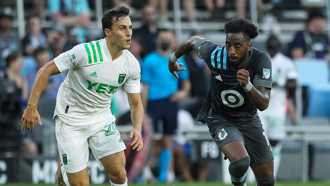 Minnesota United FC's two first-half goals enough to hold off Austin FC, 2-0