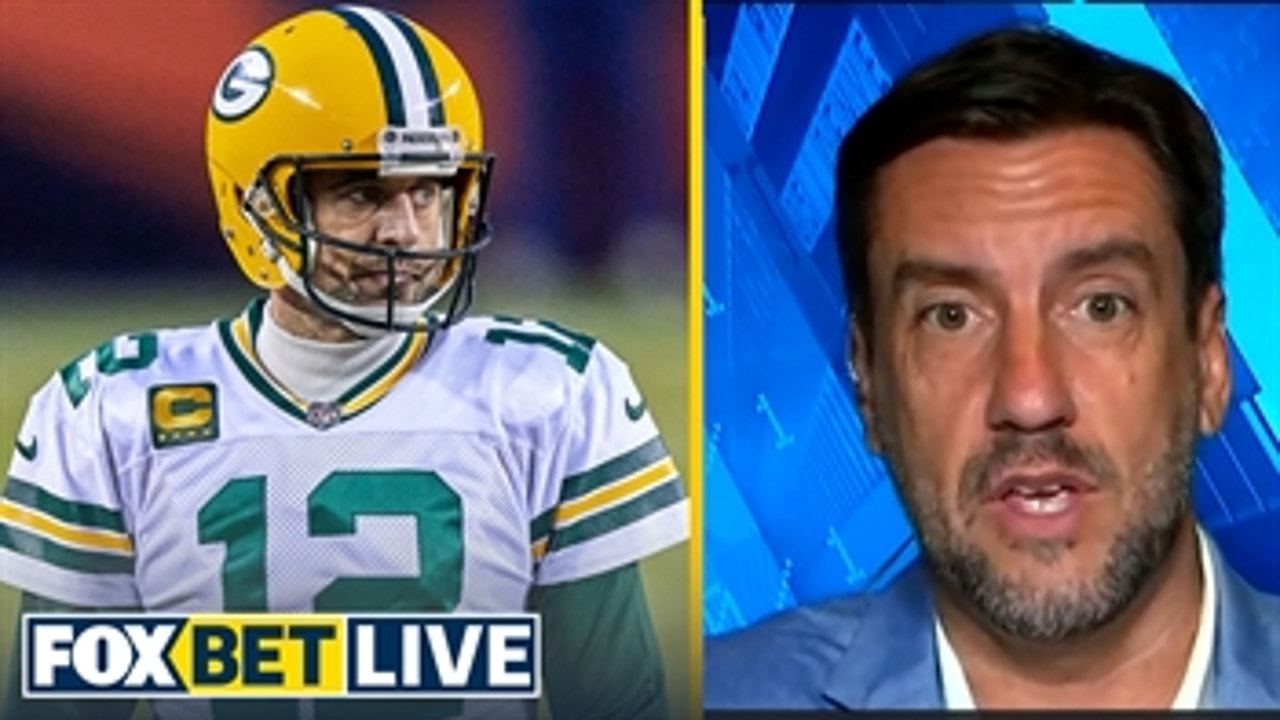 Clay Travis thinks the value is on the Vikings, not Packers to win the NFC North | FOX BET LIVE