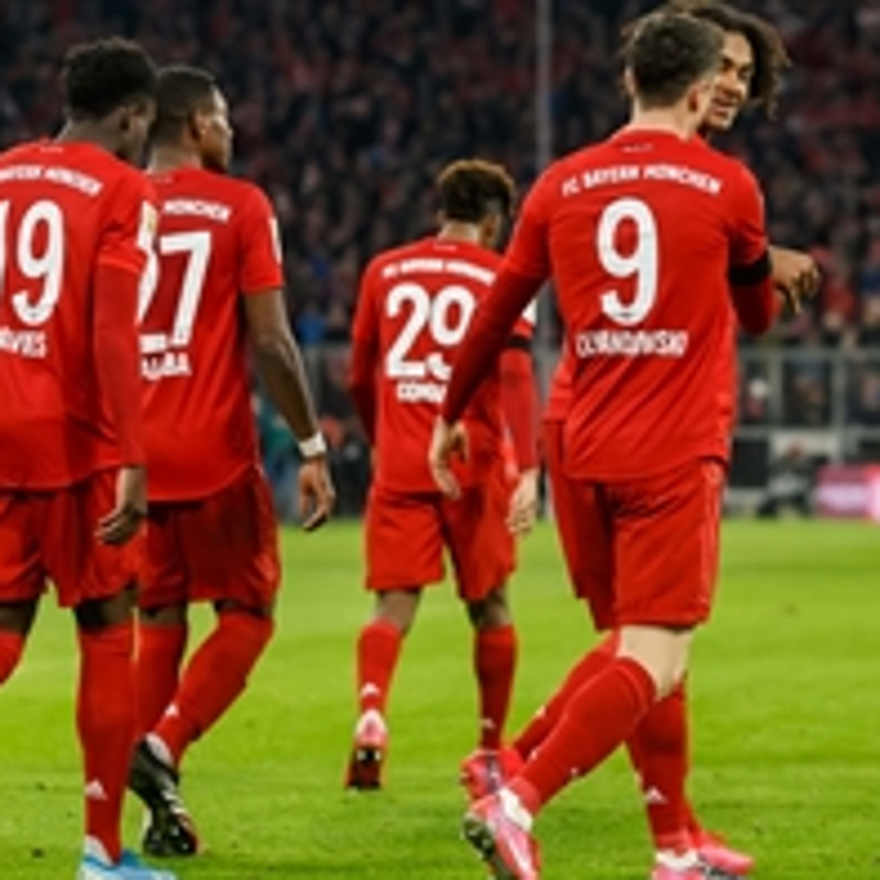 Bayern Munich Vs Sc Paderborn 2020 Bundesliga Highlights Fox Sports