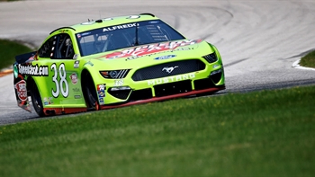 """Radioactive: Road America – """"Getting my (expletive) ass kicked."""""""