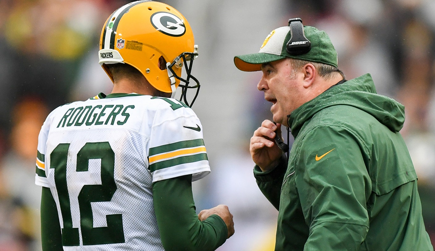 Colin Cowherd: Aaron Rodgers & Green Bay's success makes Mike McCarthy look awful | THE HERD