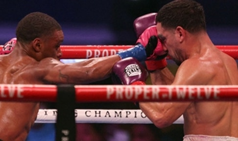 Re-live Errol Spence Jr.'s unanimous decision win over Danny Garcia in triumphant return to ring