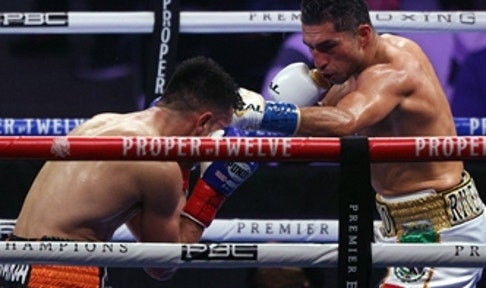 Looking back: Josesito Lopez overwhelms Francisco Santana, wins by 10th-round TKO
