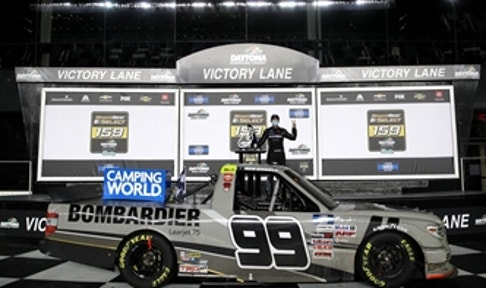 FINAL LAPS: Ben Rhodes wins back to back in Daytona for his fifth career win