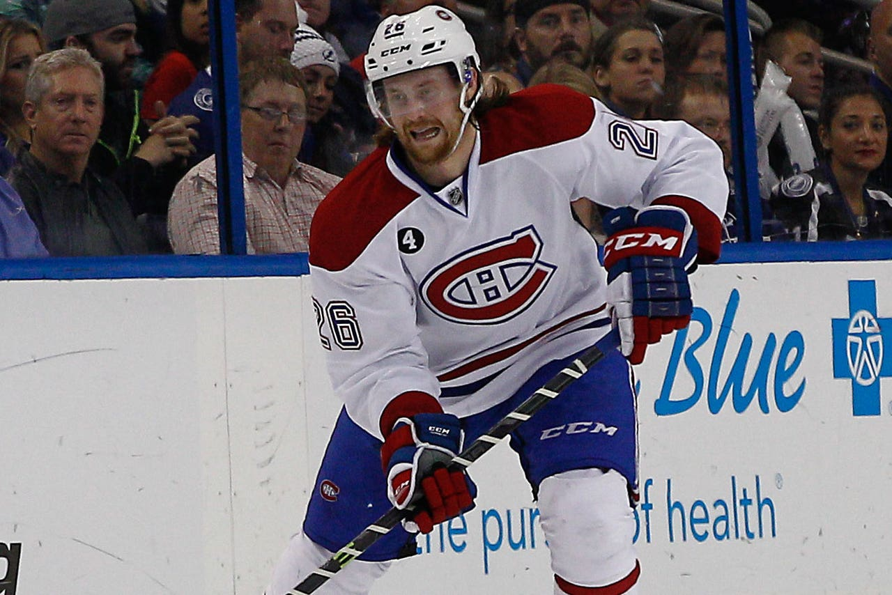 Canadiens Sign Defensman Petry To 6 Year 33 Million Contract Fox Sports