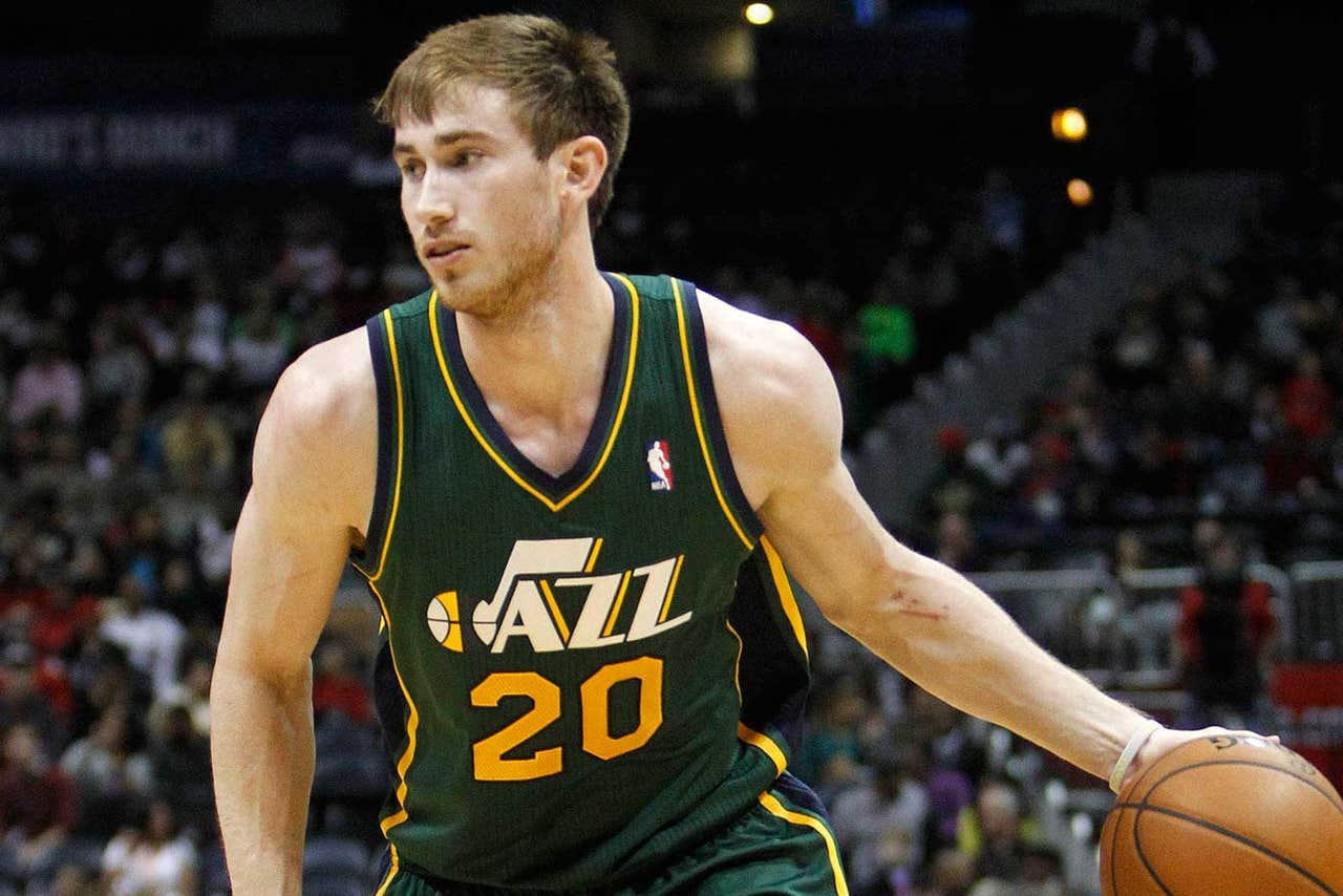 Should The Jazz Trade Star Gordon Hayward As Raja Bell Suggested Fox Sports
