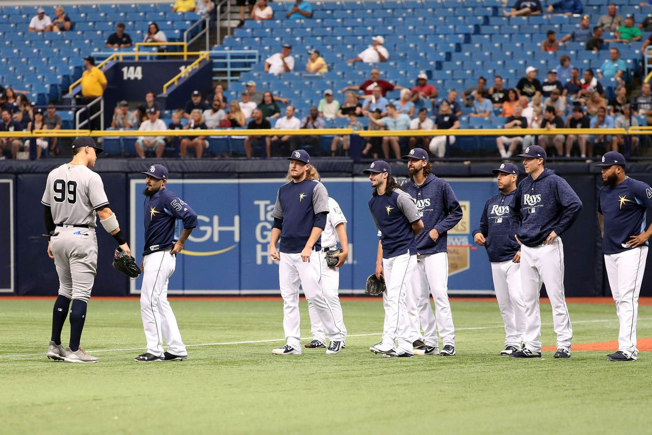 rays trimming capacity of tropicana field by more than 5 000 seats to create more appealing experience for fans fox sports fox sports