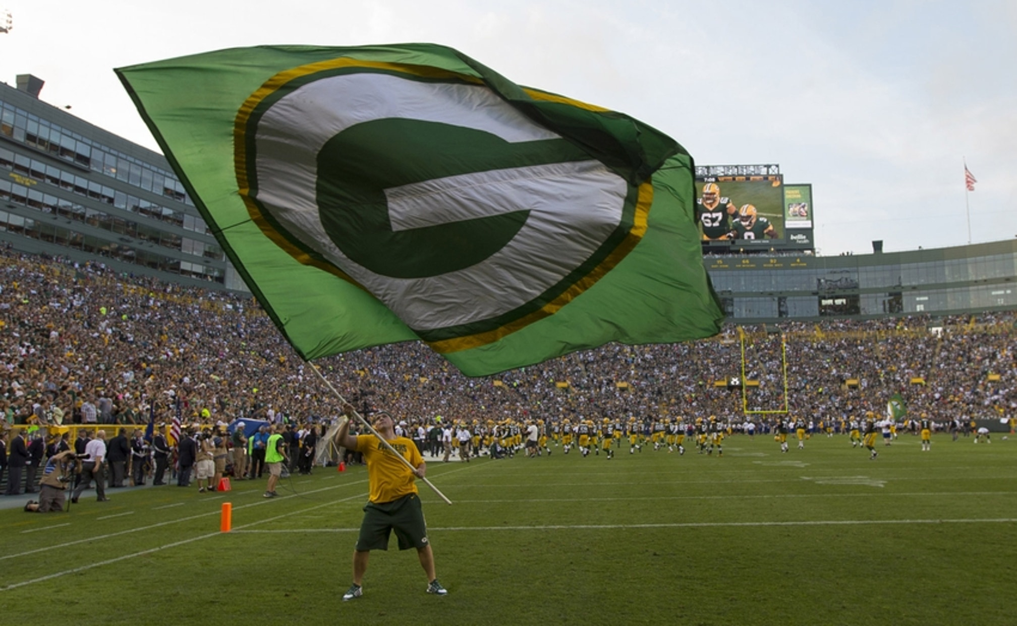 Green Bay Packers Predicting 2016 Regular Season Record Fox Sports
