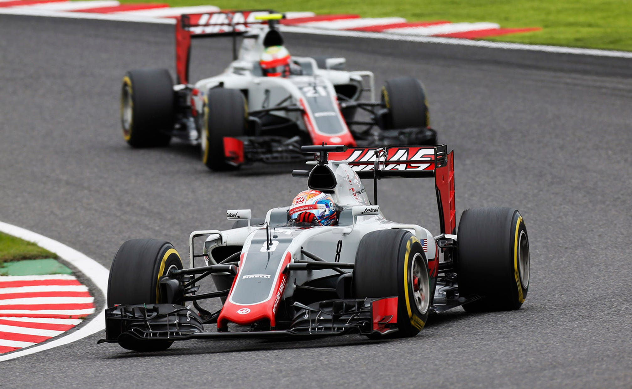 Five Reasons The Haas F1 Team Is Optimistic About The Future Fox Sports