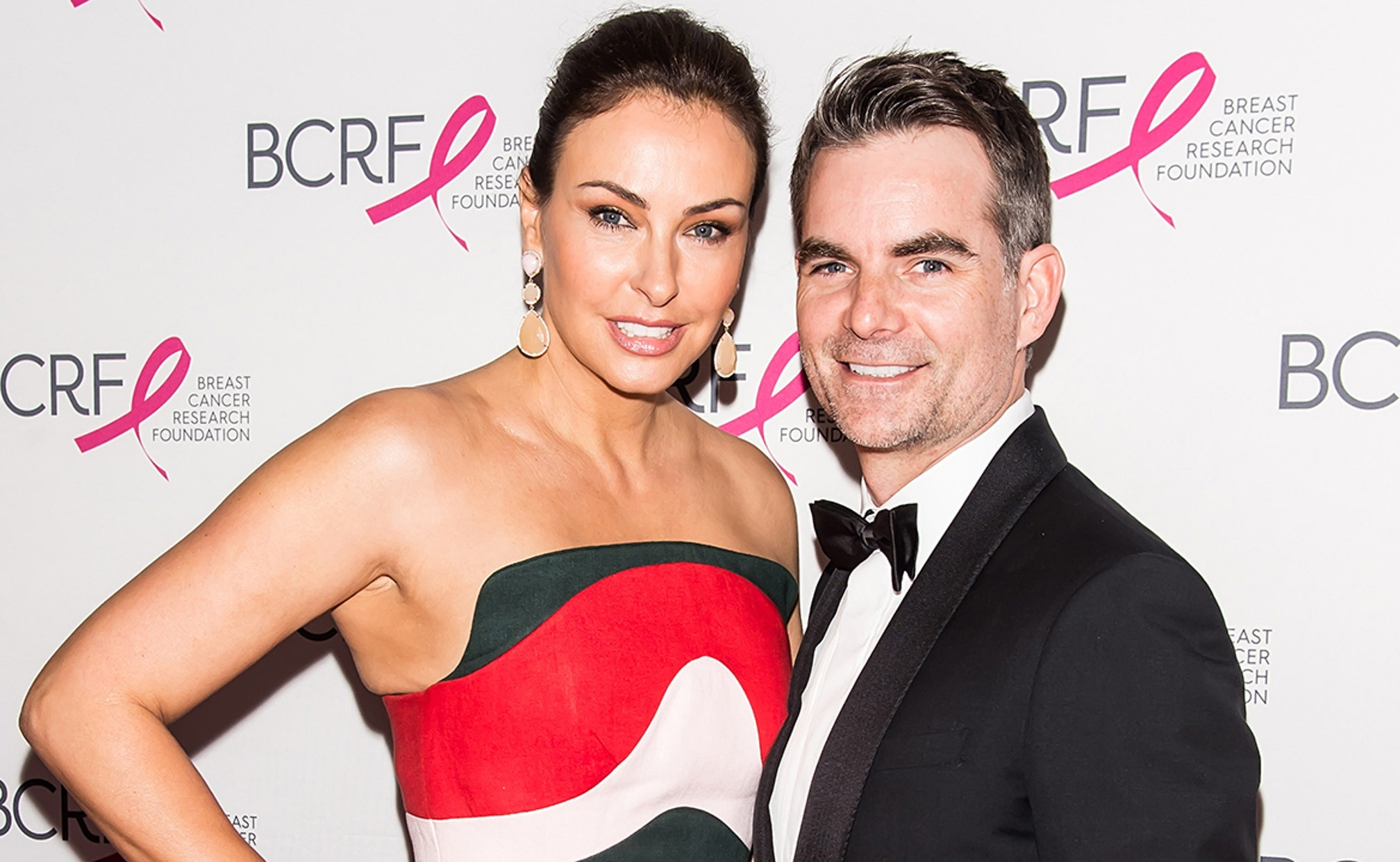 Jeff Gordon And Wife Attend Gala In Nyc For Good Cause Fox Sports