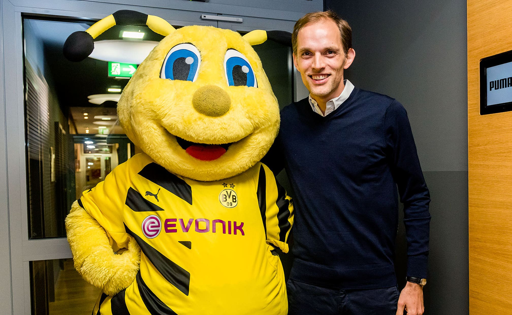 New Dortmund Boss Feeling Very Good After First Victory Fox Sports