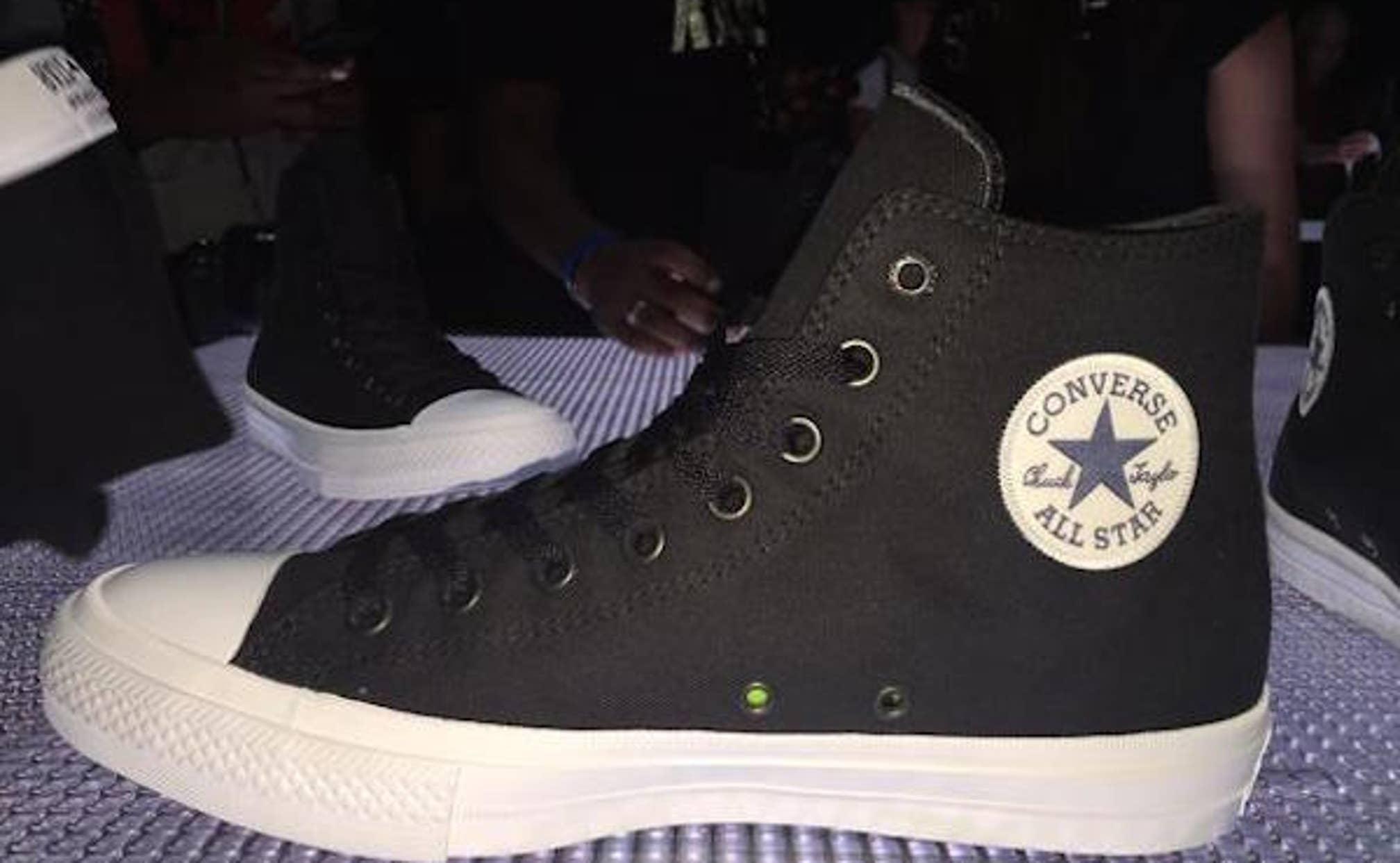 Converse releases more comfy Chuck