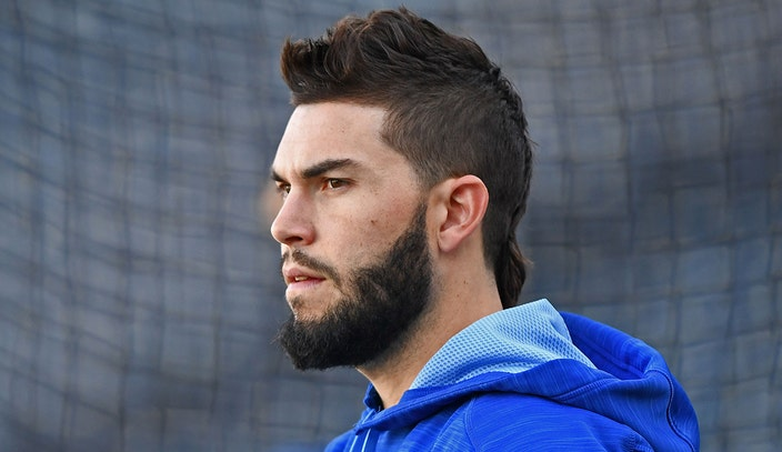 Hosmer talking extension, but prepared for breakup of Royals' core