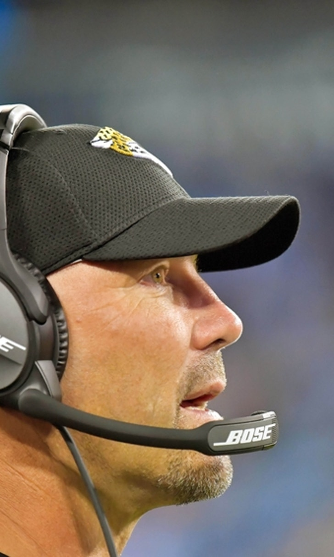 Jacksonville Jaguars keeping Gus Bradley despite ...