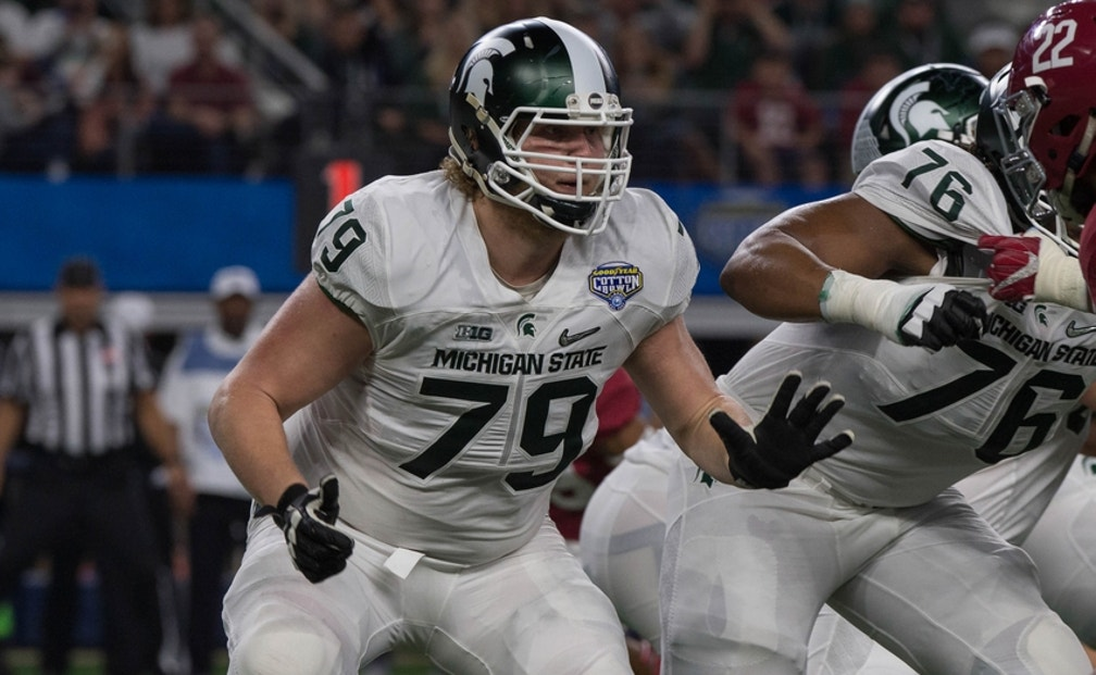 Michigan State Recruiting: Breaking down 4-star OG Kevin ...