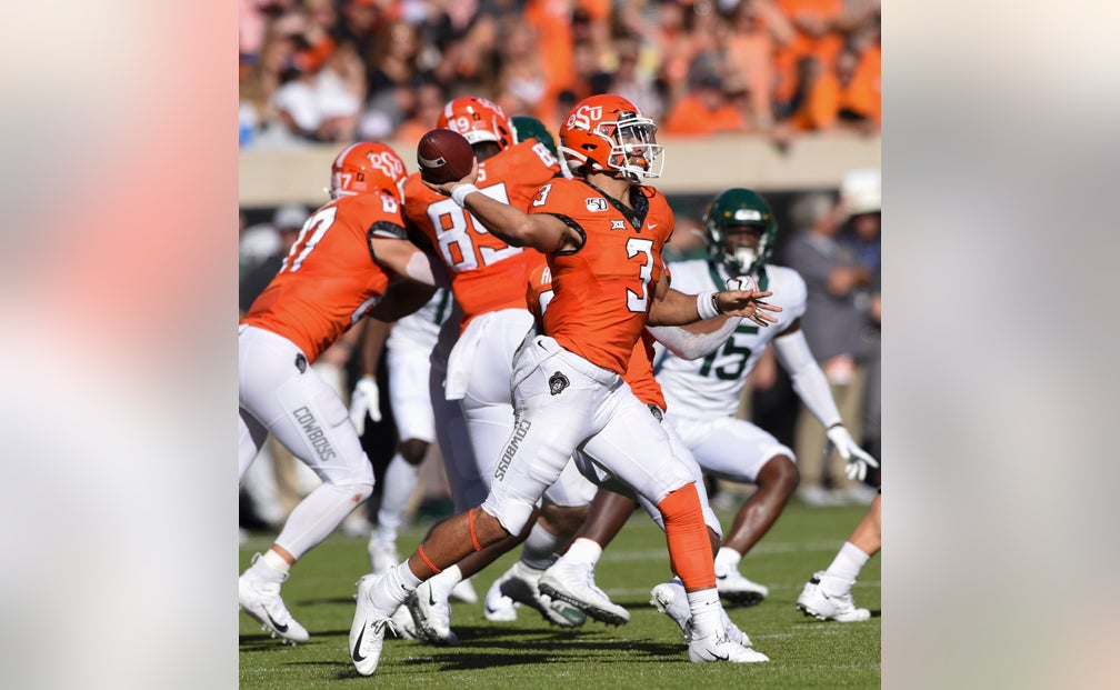 TCU and Oklahoma State meet after getting needed Big 12 ...