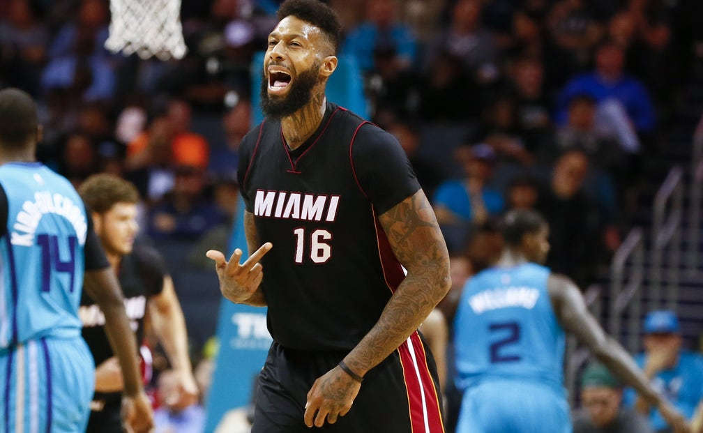 Miami Heat Is The Team S Power Forward Of The Future Already On The Roster Fox Sports